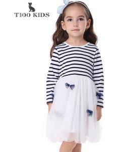 T100女童裙