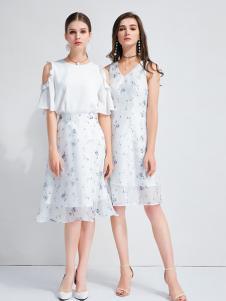 艾丽哲2018闺蜜连衣裙