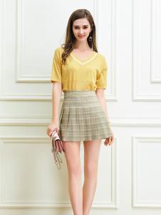 艾丽哲2018新款半裙