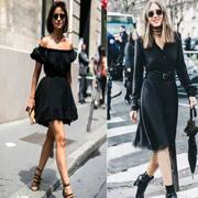 HON.B红贝缇春季新品 |  每个优雅女人都有一条小黑裙