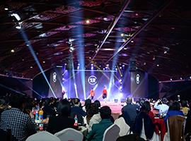 第3届中国服装产业公益年会举行 用爱与服装融合