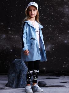 卓维乐女童外套