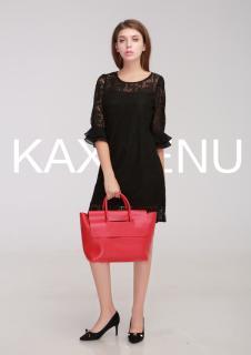 黑色蕾丝裙