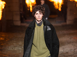 巴黎男装周:Hermès向前迈进果敢的一大步