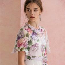 粉红玛琍女装2018春夏装产品系列