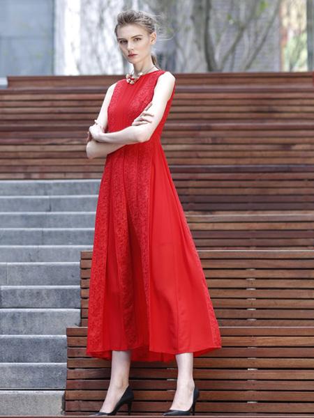JANESTORY经典故事连衣裙