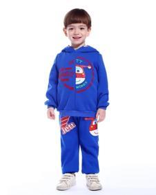 澳恬超级飞侠系列蓝色套装