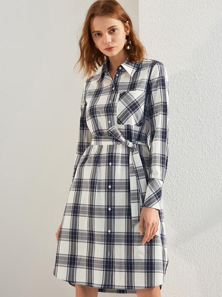 布莎卡新款连衣裙