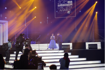 时尚奥斯卡|LIEDOW邀你共享中国风尚十年