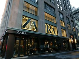 Zara 关闭纽约第一家门店 线上市场成快时尚的未来战场