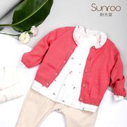 sunroo阳光鼠新品上市 | 为宝贝换上粉色新装,踏入早春之境