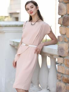乔帛连衣裙