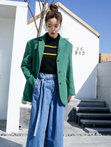 2018百变伊伊女装外套