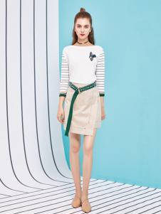 金蝶茜妮18新款女裙