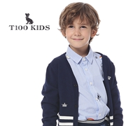 T100童装|春天就要这么穿,才能帅出不一样的自己