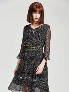 蔓露卡18新款连衣裙M815597