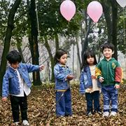 KINGOGO丨热烈祝贺金果果童装西安分公司正式成立!