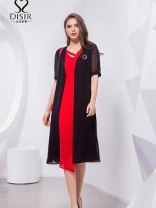 迪丝爱尔优雅裙装两件套