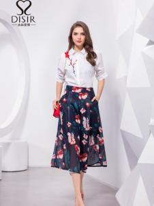 迪丝爱尔唯美裙装18新款