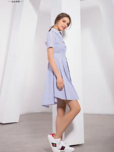 迪丝爱尔连衣裙18新款
