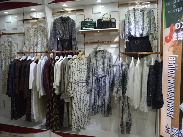 金蝶茜妮女装品牌18实体店