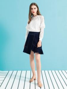金蝶茜妮18新款半身裙