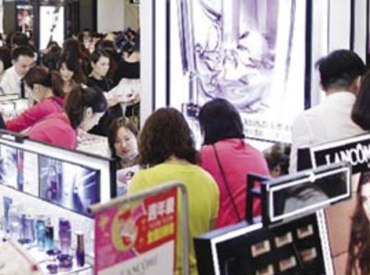 春节销售旺 台湾百货营业额2018年有望超3350亿元
