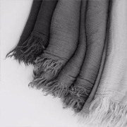 新申亚麻大师 | 亚麻围巾的保养