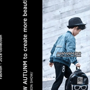 玛玛米雅&玛宝乐2018秋+羽绒新品发布会邀请函!