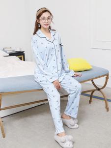 2018珍妮芬睡衣