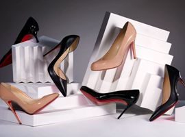 Christian Louboutin想为其红底鞋申请商标保护 但又失败了