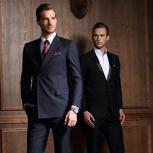 30多年富绅品牌 邀您共享男装财富市场!