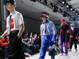 太平鸟加码海外时尚版图,首次将秀场搬到纽约