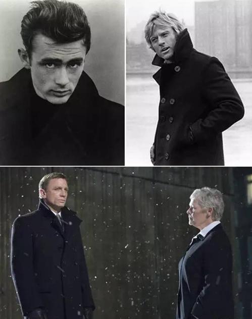 四款经典大衣
