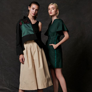 时尚女装T&W|春夏拍摄,开启非洲幻旅