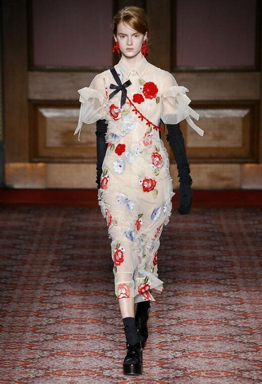 伦敦时装周