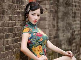 外媒:中国元素在国际时尚保有一席之地 尤其是旗袍