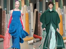 伦敦时装周:次世代服装设计师正在崛起