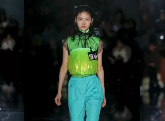 米兰时装周报道 | Prada:被推至临渊