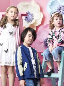 米拉熊童装品牌