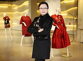 依文集团董事长夏华:中国绣娘与奢侈品大牌美丽的邂逅