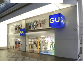 优衣库的姊妹品牌GU推出EVA同款 又要这样花式圈钱了