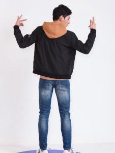 莎斯莱思男装新款牛仔裤
