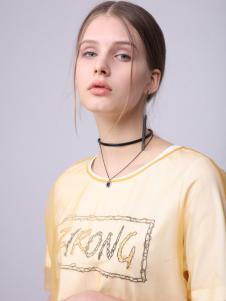 子容2018女装新品T恤新品