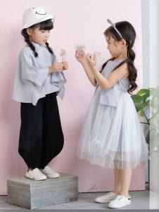 棣仔童装18新款女童系列
