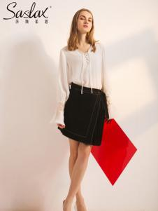 莎斯莱思女装新款半身裙