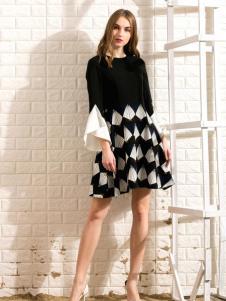 莎斯莱思女装新款连衣裙