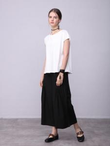 子容2018女装新品白色版裙装
