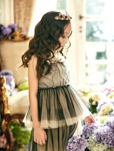 瑞比克18春夏新款连衣裙