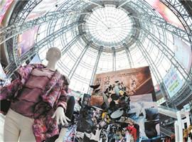 中国服装业复苏:电商和粉丝经济成服企转型突破口